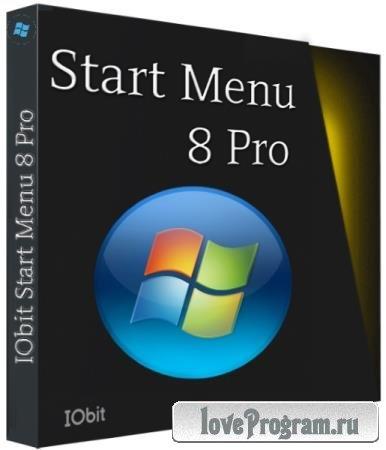 IObit Start Menu 8 Pro 5.1.0.1
