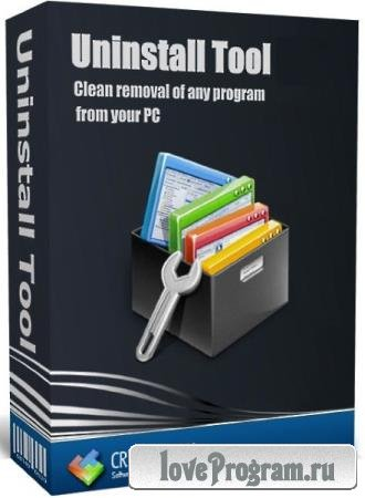 Uninstall Tool 3.5.9 Build 5657 RePack & Portable by TryRooM