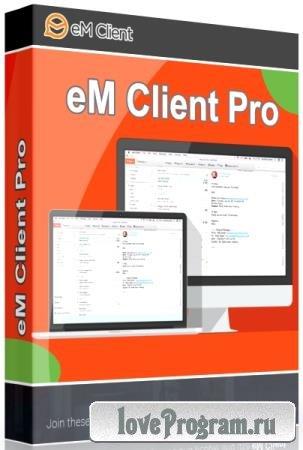 eM Client Pro 7.2.36601.0