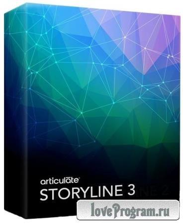 Articulate Storyline 3.7.20003.0