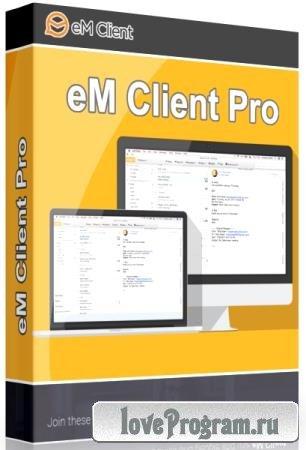 eM Client Pro 7.2.36601.0 RePack & Portable by KpoJIuK