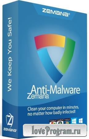 Zemana AntiMalware Premium 3.1.395