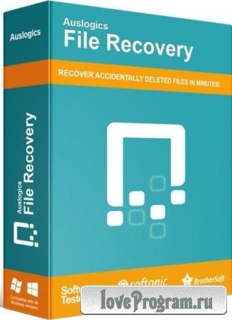 Auslogics File Recovery Pro 9.1.0.0 + Rus