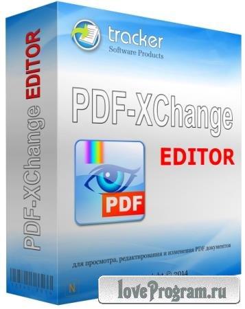 PDF-XChange Editor Plus 8.0 Build 333.0