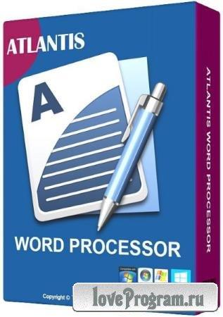 Atlantis Word Processor 3.3.0.0