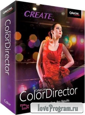 CyberLink ColorDirector Ultra 8.0.2103.0 + Rus