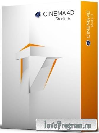 Maxon CINEMA 4D Studio R21.023