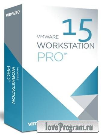 VMware Workstation 15 Pro 15.5.0.14665864 RePack by KpoJIuK
