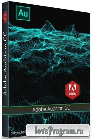 Adobe Audition CC 2019 12.1.4.5 by m0nkrus