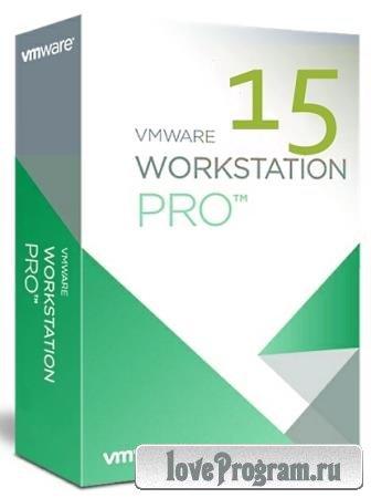 VMware Workstation Pro 15.5.0.14665864 Lite RePack by qazwsxe