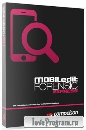 MOBILedit Forensic Express Pro 7.0.2.16723