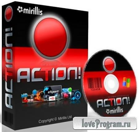 Mirillis Action! 3.10.1 Final