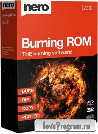 Nero Burning ROM & Nero Express 2020 22.0.1004 Portable by Baltagy