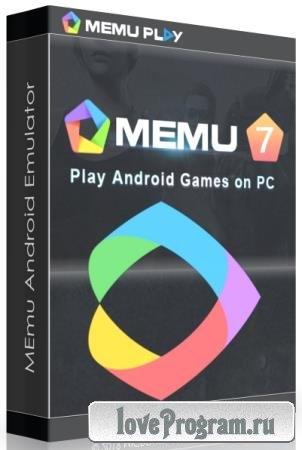 MEmu Android Emulator 7.0.1