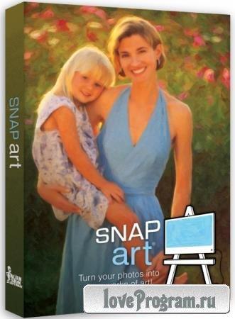 Alien Skin Snap Art 4.1.3.258