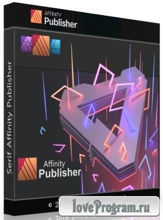 Serif Affinity Publisher 1.7.3.481 RePack by KpoJIuK