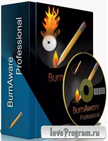 BurnAware Professional 12.7 Final Portable by PortableAppZ