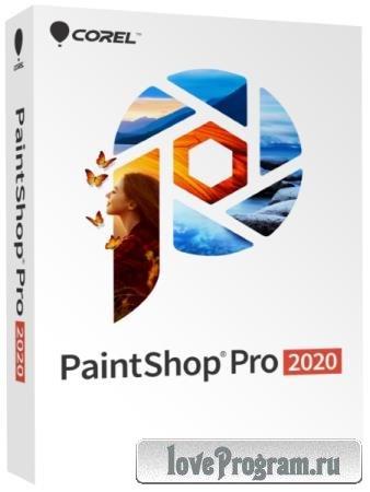 Corel PaintShop Pro 2020 22.1.0.33