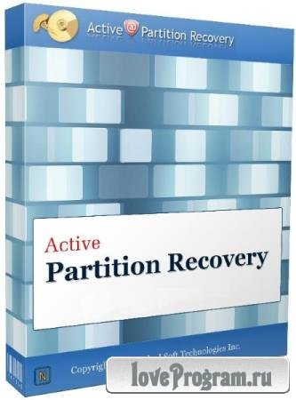 Active Partition Recovery Ultimate 19.0.3