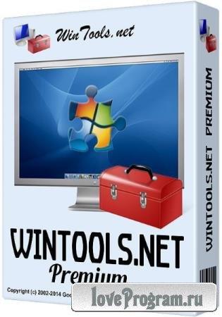 WinTools.net Premium 19.5 RePack & Portable by elchupakabra