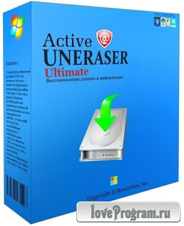 Active@ UNERASER Ultimate 14.0.0