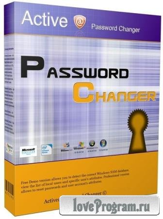 Active@ Password Changer Ultimate 10.0.1