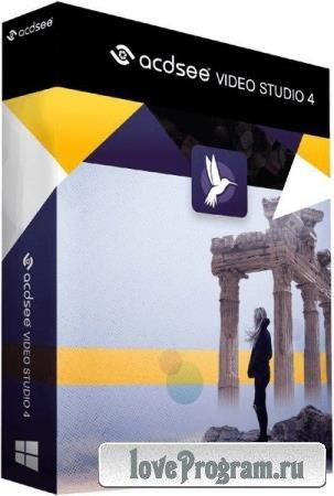 ACDSee Video Studio 4.0.0.893 + Rus
