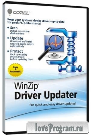 WinZip Driver Updater 5.31.2.2 Final