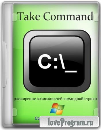 JP Software Take Command 25.00.21