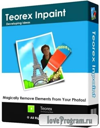 Teorex Inpaint 8.1 RePack & Portable by TryRooM