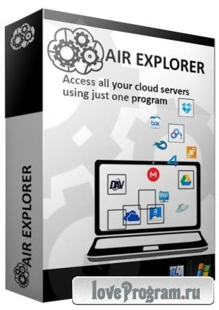 Air Explorer Pro 2.6.0 RePack & Portable by KpoJIuK