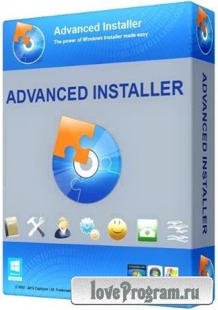 Advanced Installer Architect 16.4.1 Russian