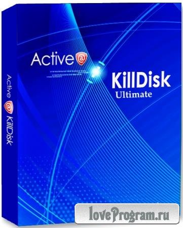 Active@ KillDisk Ultimate 12.0.25 + WinPE