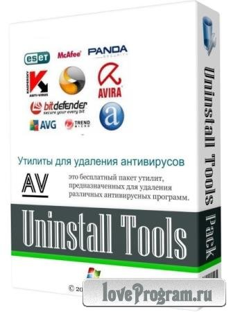 AV Uninstall Tools Pack 2019.10