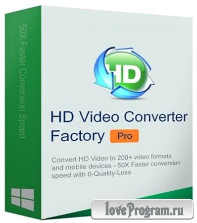 WonderFox HD Video Converter Factory Pro 18.2