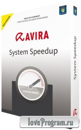 Avira System Speedup Pro 6.3.0.10788