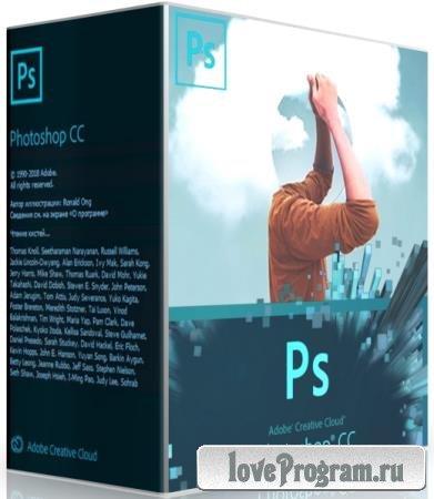 Adobe Photoshop CC 2019 20.0.7.28362 Repack by SanLex