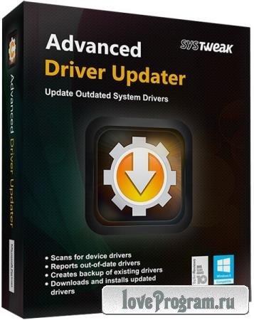 Advanced Driver Updater 4.5.1086.17935 Final RePack & Portable by TryRooM
