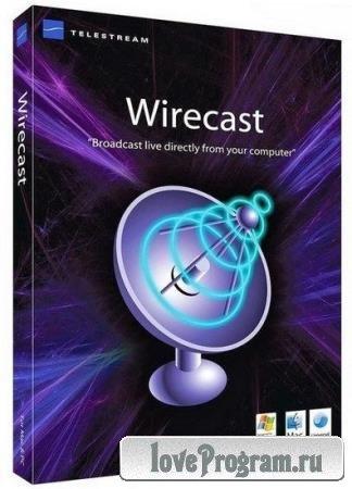 Telestream Wirecast Pro 13.0.1
