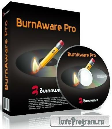 BurnAware Professional / Premium 12.8 Final