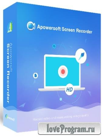 Apowersoft Screen Recorder Pro 2.4.1.3 RePack & Portable by TryRooM