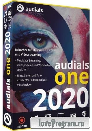 Audials One Platinum 2020.0.67.6700