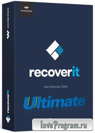 Wondershare Recoverit Ultimate 8.3.0.12 + Rus