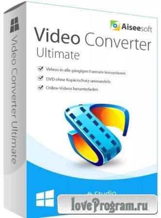 Aiseesoft Video Converter Ultimate 9.2.80 + Rus