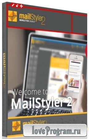 MailStyler Newsletter Creator Pro 2.6.0.100