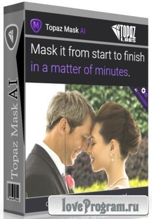 Topaz Mask AI 1.0.6 RePack & Portable by elchupakabra