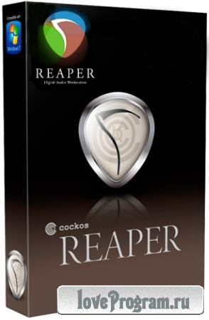 Cockos REAPER 6.01 + Rus + Portable