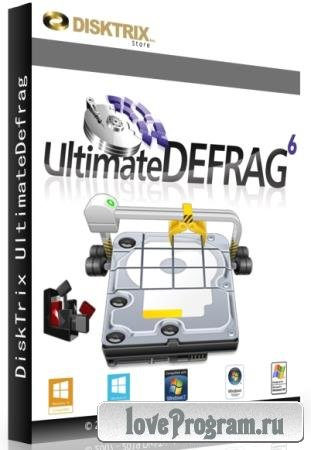 DiskTrix UltimateDefrag 6.0.46.0 + Rus + Portable