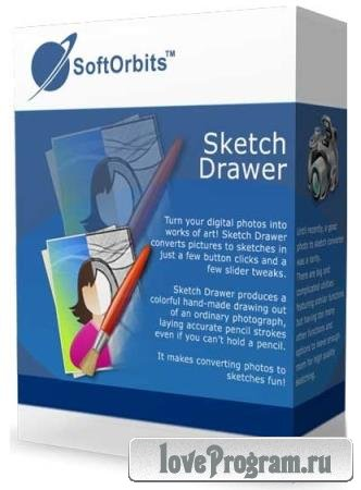 SoftOrbits Sketch Drawer 7.1
