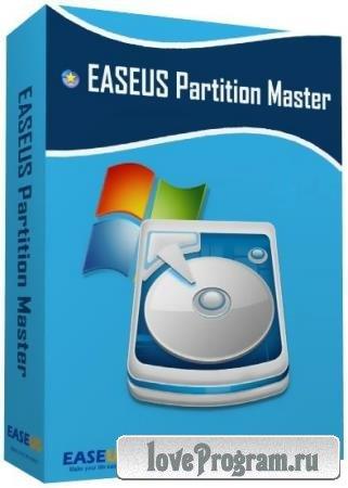 EaseUS Partition Master 13.8 Technician / Professional / Unlimited / Server Edition + Rus
